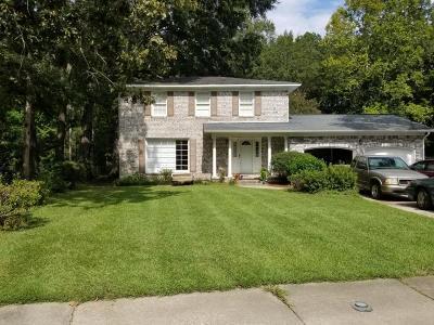North Charleston Single Family Home For Sale: 8056 Nantuckett Avenue