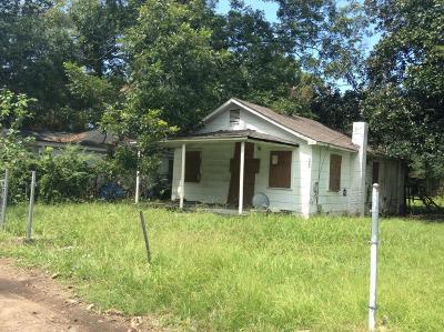 Multi Family Home For Sale: 2006 Fuller Street