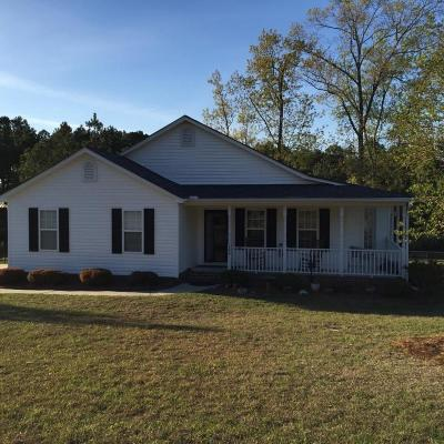 West Columbia Single Family Home For Sale: 164 Chasehunt