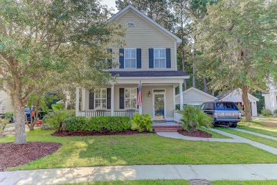 Johns Island Single Family Home For Sale: 2913 Split Hickory Court