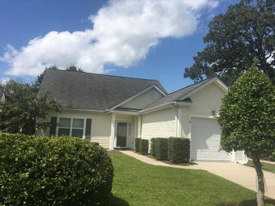 North Charleston Single Family Home For Sale: 2413 Tuscany Drive