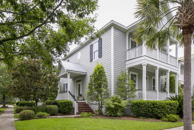 Charleston Single Family Home For Sale: 112 Barnaby Street