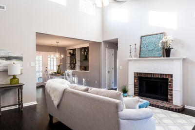 Summerville Single Family Home Contingent: 400 Indian Drive