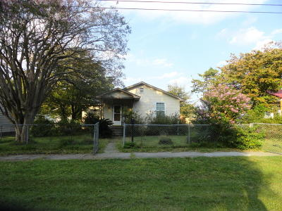 North Charleston Single Family Home Contingent: 2635 Oregon Avenue