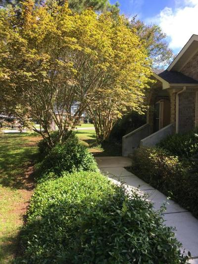 Charleston Single Family Home For Sale: 1427 Downwood Place