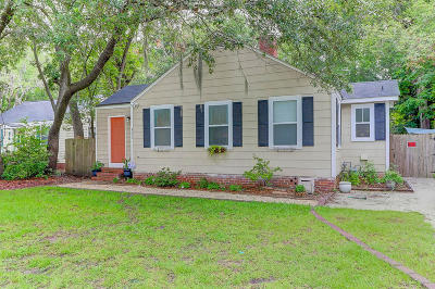 North Charleston Single Family Home For Sale: 4620 Holmes Avenue