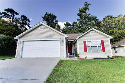 Ladson Single Family Home Contingent: 2013 Limpet Lane