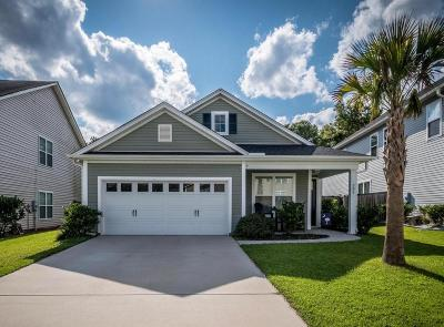 Goose Creek Single Family Home Contingent: 305 Foster Greens Court