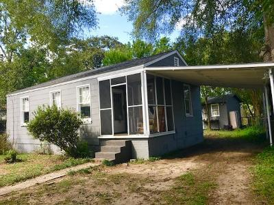 North Charleston Single Family Home For Sale: 2310 Aintree Avenue