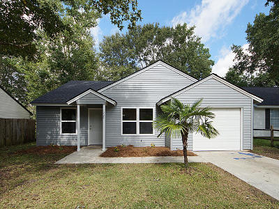 Ladson Single Family Home For Sale: 1226 Maryland Drive