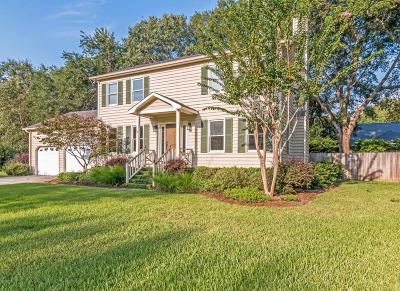 Charleston Single Family Home For Sale: 900 Watermelon Run
