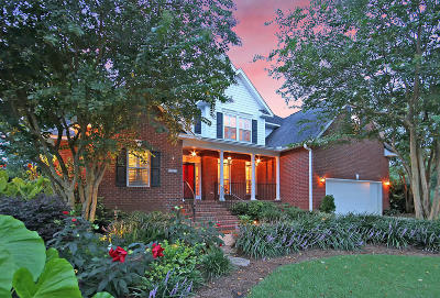 Mount Pleasant Single Family Home For Sale: 2811 Waterpointe Circle