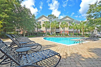 Daniel Island Attached For Sale: 600 Bucksley Lane #202