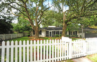 Charleston Single Family Home For Sale: 26 Tarleton Drive