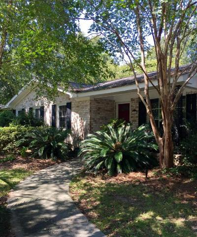 Charleston Single Family Home Contingent: 1804 Houghton Drive