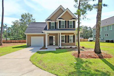 North Charleston Single Family Home For Sale: 2464 Storen Street