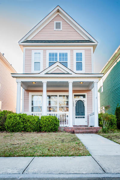 Summerville Single Family Home For Sale: 322 Barberry Street