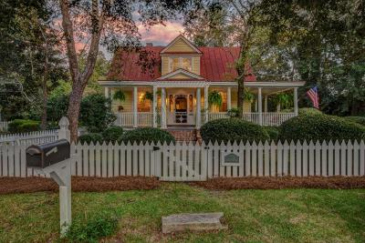 Summerville Single Family Home For Sale: 111 S Magnolia Street