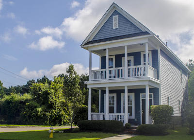 Summerville Single Family Home For Sale: 101 Hyacinth Street