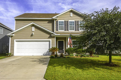 Summerville Single Family Home For Sale: 5053 Blair Road