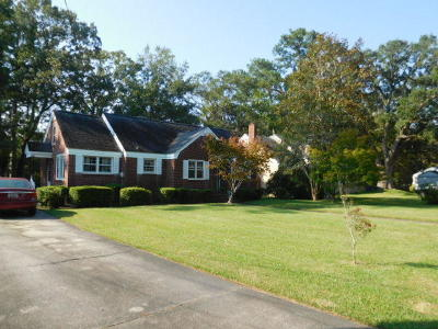Charleston Single Family Home For Sale: 1235 Forestwood Drive