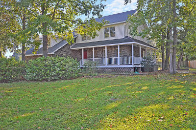 Moncks Corner Single Family Home For Sale: 1300 Sterling Oaks Drive