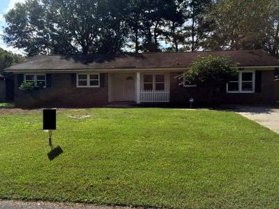 Summerville Single Family Home For Sale: 305 Logan Drive