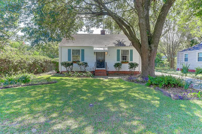 North Charleston Single Family Home For Sale: 4714 Brookside Drive