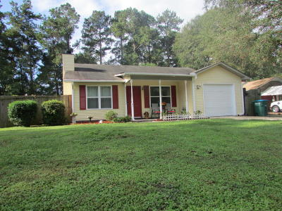 Summerville Single Family Home For Sale: 81 Four Iron Court