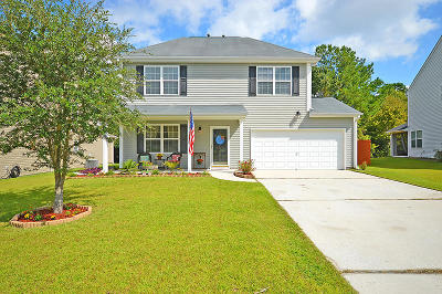 Summerville Single Family Home Contingent: 144 Balsam Circle