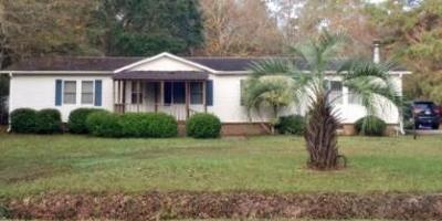 Johns Island SC Single Family Home Contingent: $129,900