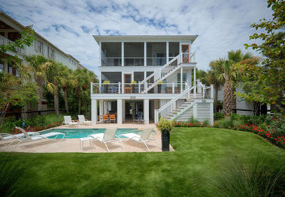 Isle Of Palms Single Family Home For Sale: 310 Charleston Boulevard