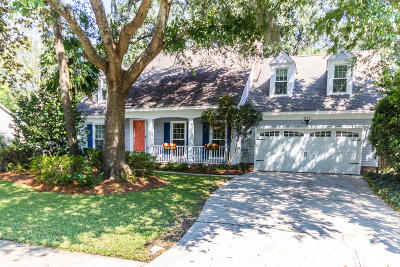 Summerville Single Family Home For Sale: 817 Essex Drive