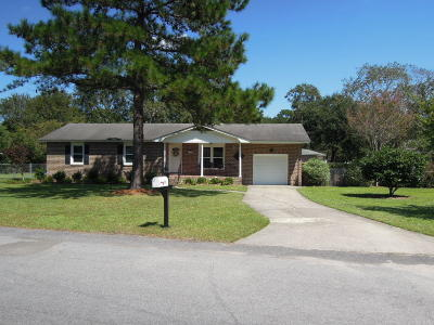 Charleston Single Family Home For Sale: 1318 Stoney Street