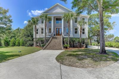 Charleston Single Family Home For Sale: 108 Blue Crab Lane