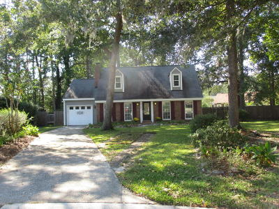 Charleston Single Family Home Contingent: 4720 Landerwood Court