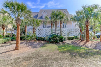 Isle Of Palms Single Family Home For Sale: 17 56th Avenue
