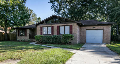 North Charleston Single Family Home For Sale: 8044 Kittery Avenue