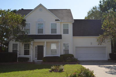 Single Family Home For Sale: 1529 Cypress Pointe Drive