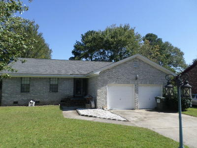 Ladson Single Family Home For Sale: 177 Ponderosa Drive