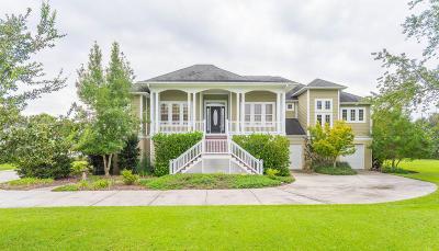 Single Family Home For Sale: 141 Bennett Island Drive