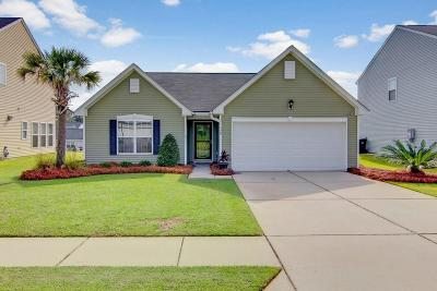 Goose Creek Single Family Home For Sale: 138 Marinella Drive