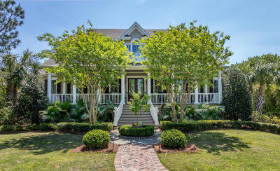 Charleston Single Family Home For Sale: 803 Whispering Marsh Drive