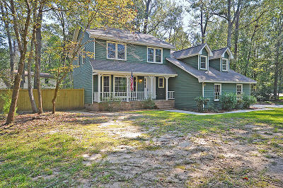 Summerville Single Family Home For Sale: 601 Mayfield Street