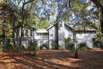 Kiawah Island Single Family Home For Sale: 66 Fletcher Hall