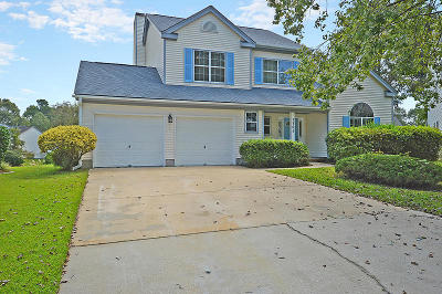 North Charleston Single Family Home For Sale: 5406 Berkers Court #East