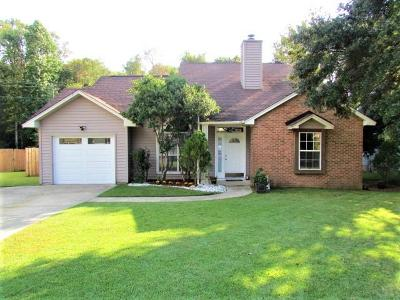 Goose Creek Single Family Home Contingent: 250 Two Hitch Road