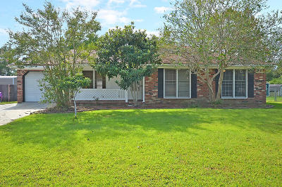 Summerville Single Family Home For Sale: 109 Kershaw Road