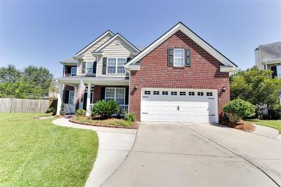 Summerville Single Family Home For Sale: 107 Keller Spring Court