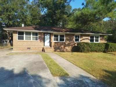Summerville Single Family Home Contingent: 114 Owens Circle